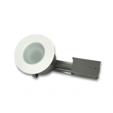 "Bathroom Recessed Light With 1"" Regressed Socket 4-pack"