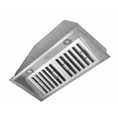 Ancona Pro Insert 28 in. Range Hood with LED lights